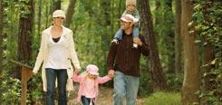 Familienurlaub Wochenarrangement