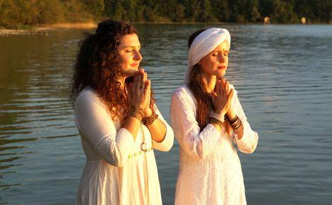 Mantra Retreat mit Aleah und Jess
