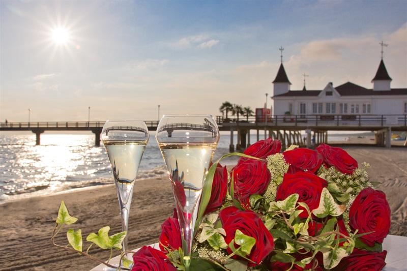 Valentinstag - Romantische Stunden im Grandhotel