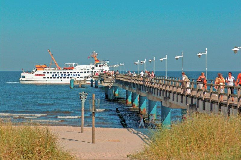 Usedom von der Meerseite