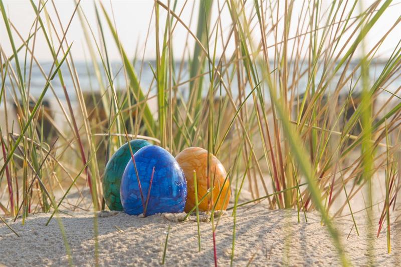 Ostern am Meer