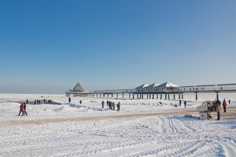 Wintertage am Meer
