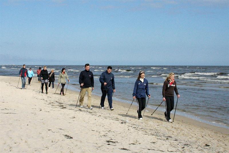 Strandläufers beste Zeit - Gemütliche Tage auf Usedom