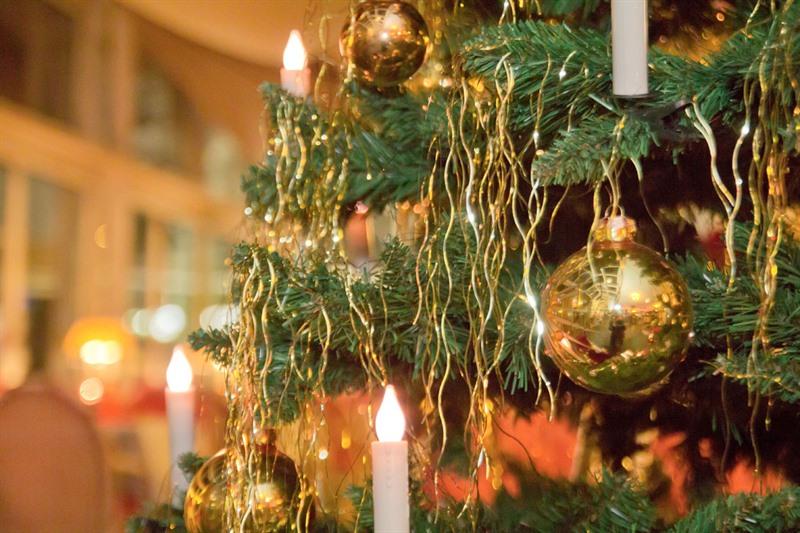 Weihnachten auf der Insel Usedom im Seebad Ahlbeck