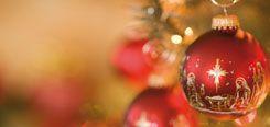 Weihnachten am Tollensesee