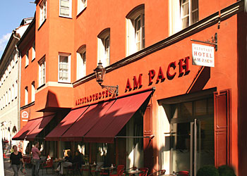 Altstadthotel Am Pach