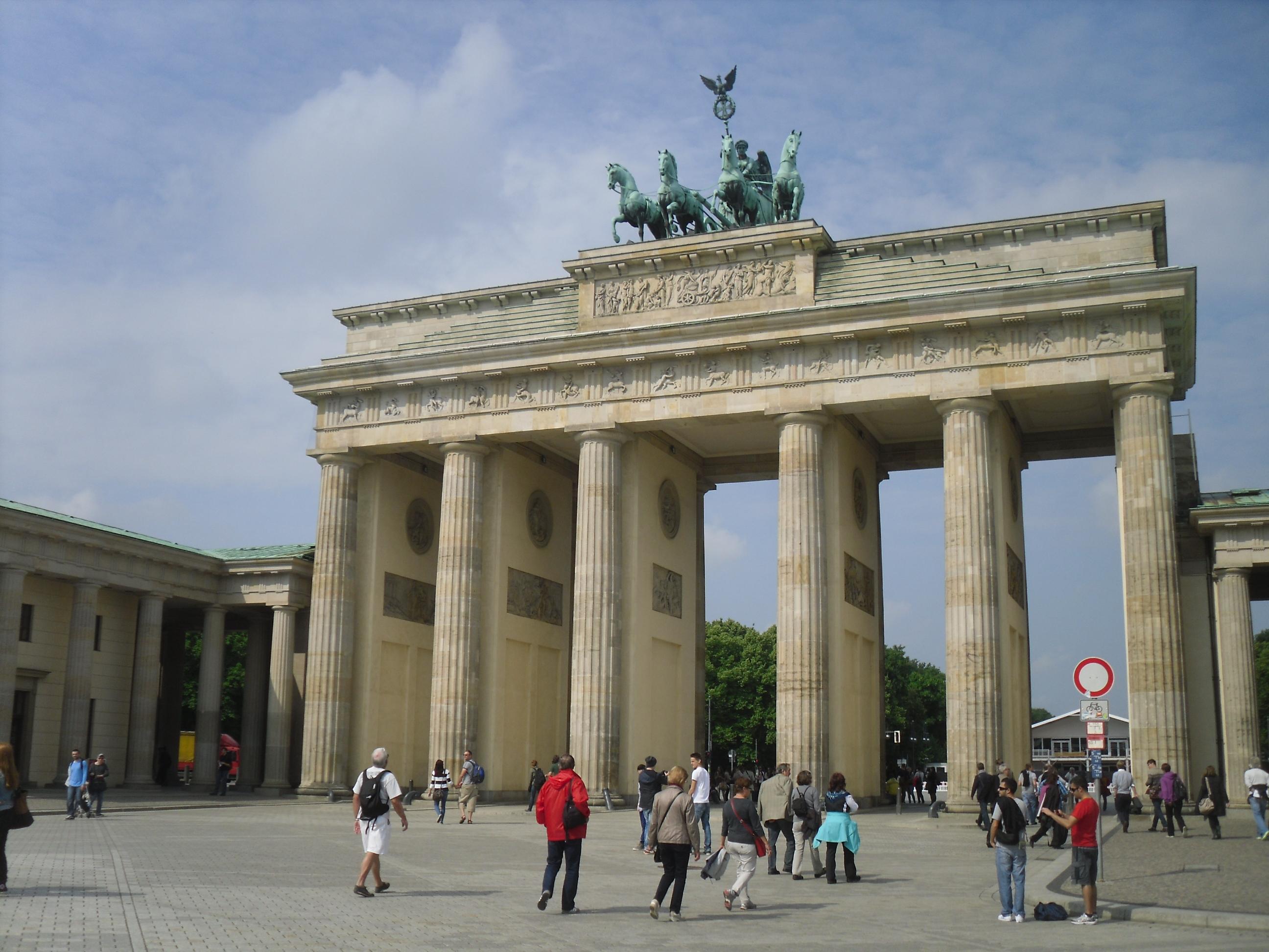 Arrangement - Berlin - Sehen.  Fühlen.  Erleben.