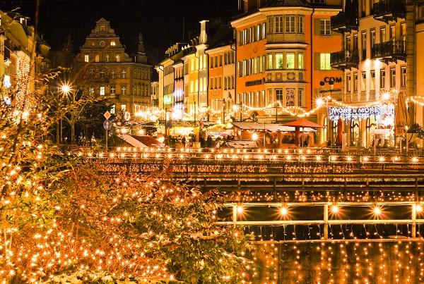 Arrangement - Kloster und Weihnachtmarkt Spezial