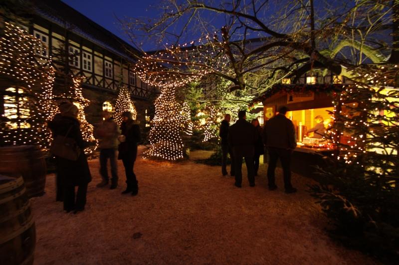 Arrangement - Weihnachten im Kloster
