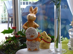 Ostern in Maria Laach