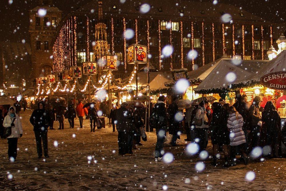 Arrangement - Weihnachtsmarktarrangement