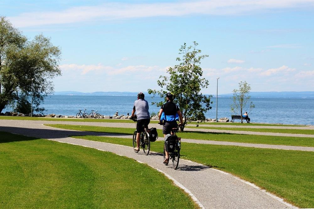 Rad- und Wandertage am Bodensee