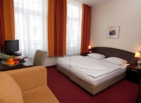 Novum Hotel Eleazar Comfort