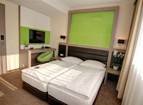 Novum Style Hotel Hamburg-Centrum Design