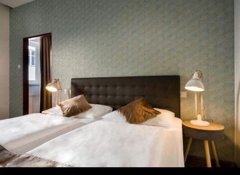 Novum Hotel Congress Familienzimmer