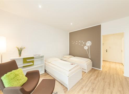 Novum LikeApart Hotel Fürth Apartment