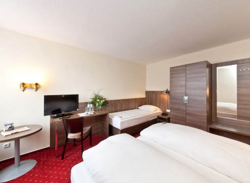 Novum Hotel Leonet Standard