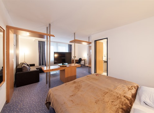 Novum Hotel am Seegraben Superior