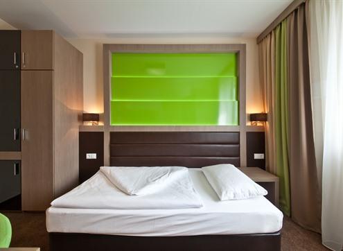 Novum Style Hotel Hamburg-Centrum Economy
