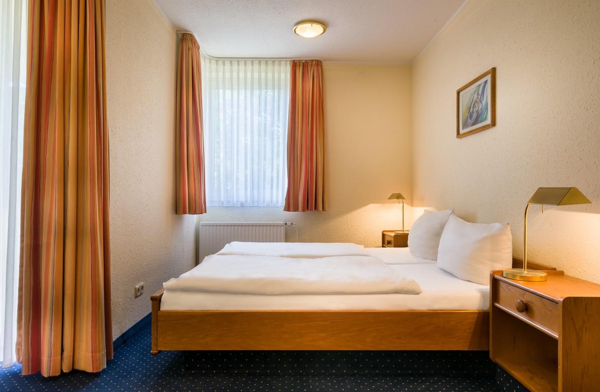 acora Hotel und Wohnen Bonn Standard Double Room
