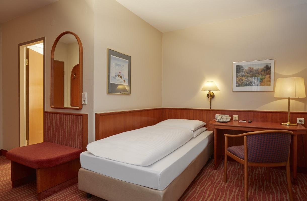 Novum Hotel Mannheim City Einzelzimmer