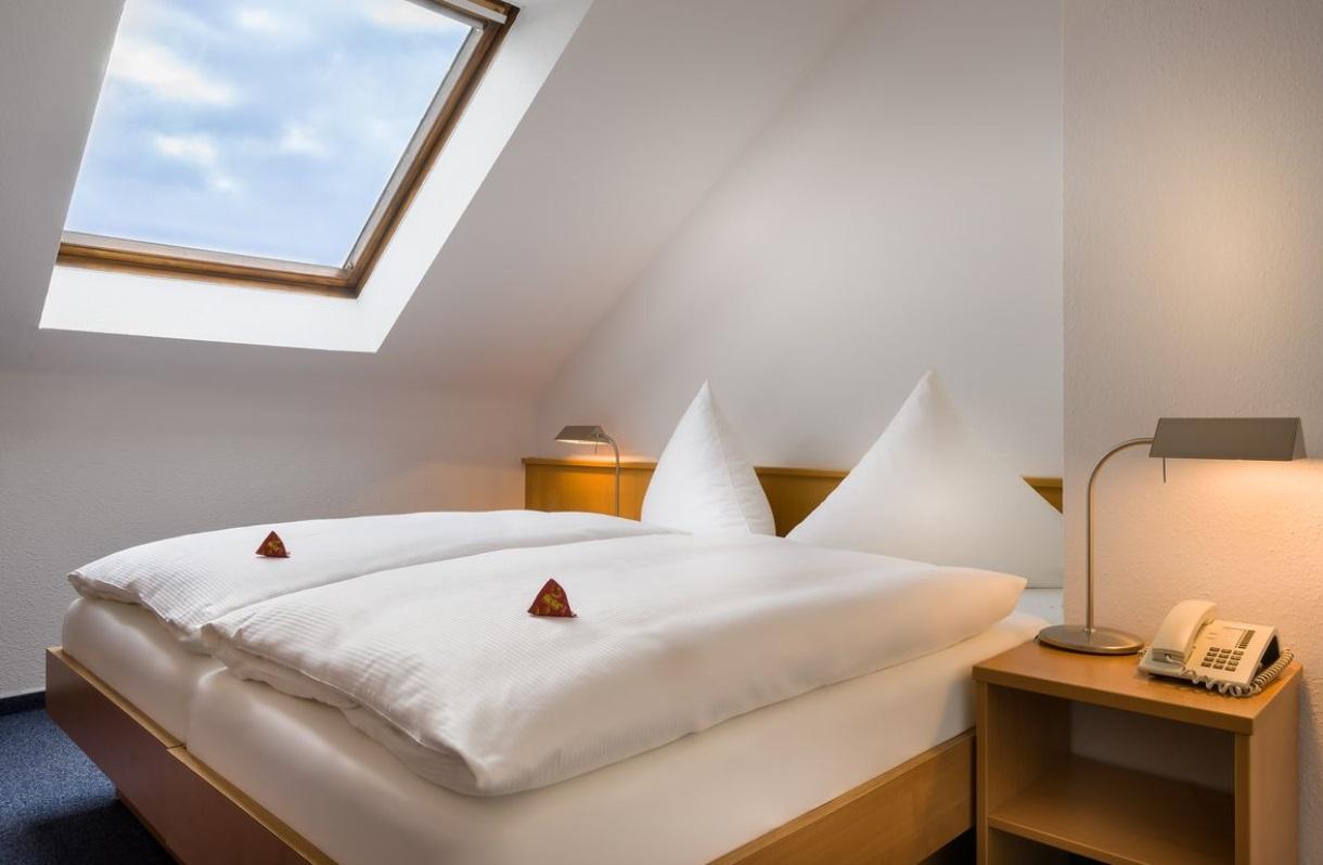 acora Hotel und Wohnen Karlsruhe Standard Double Apartment