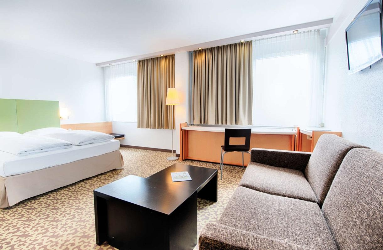 Select Hotel Osnabrück Superior Zimmer (behindertengerecht)