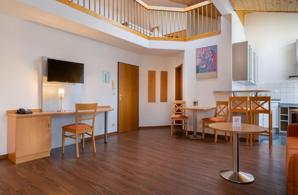 acora Hotel und Wohnen Karlsruhe Deluxe Apartment