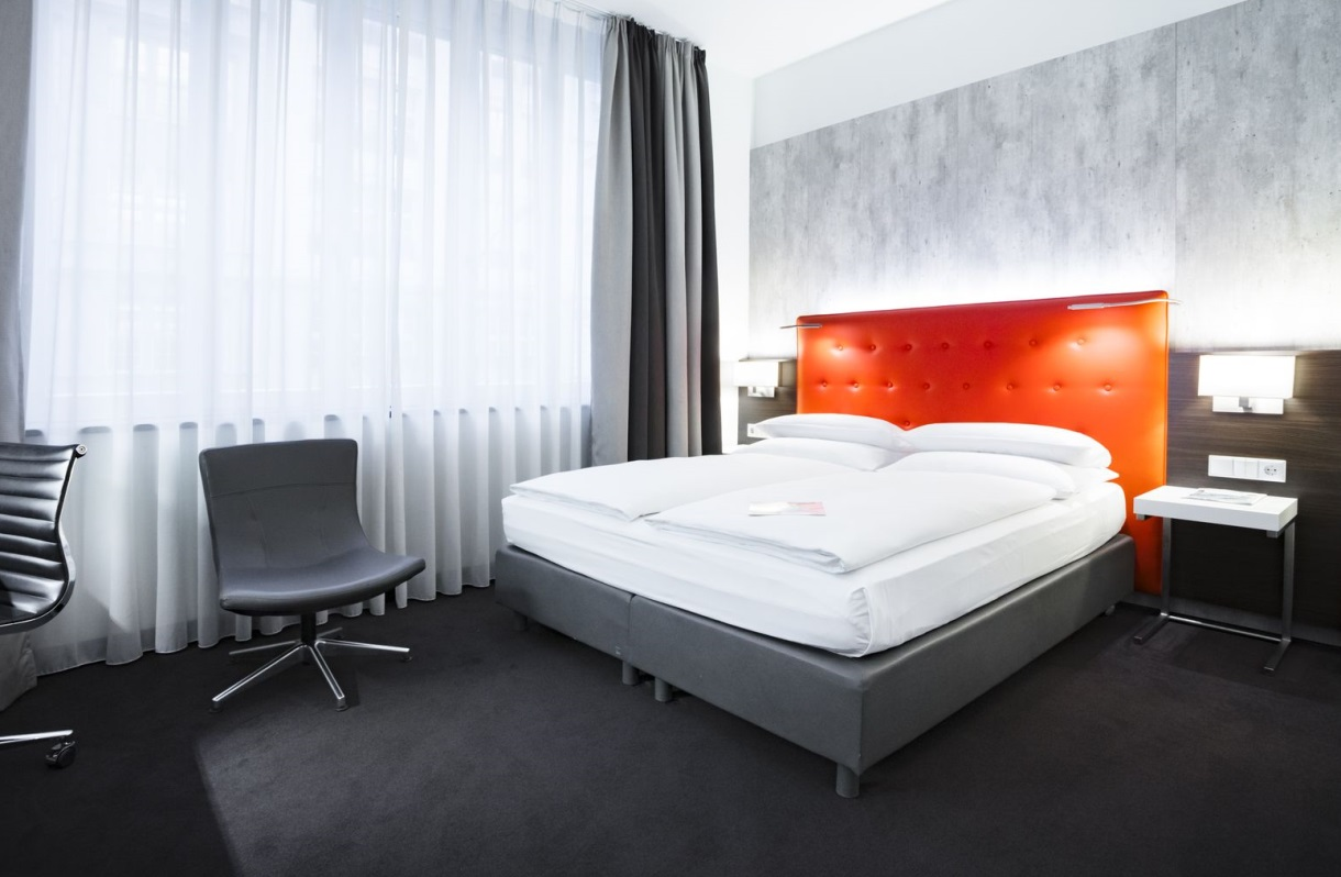 Select Hotel Berlin The Wall Comfort