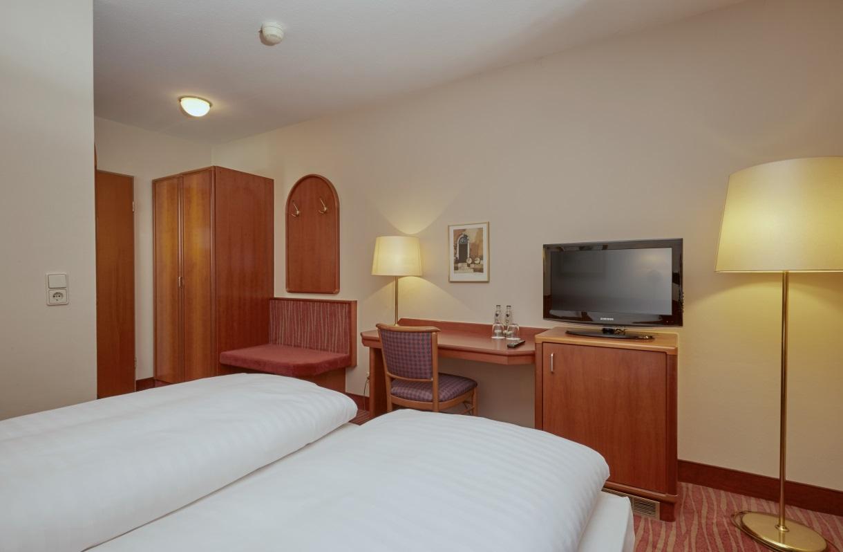 Novum Hotel Mannheim City Standard